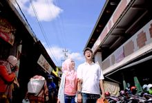 Prewedding Indah & Titis by Faust Photography