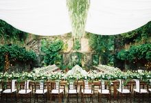ORGANIC MAGIC by The Wedding Atelier