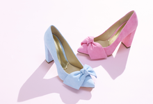 COMFORTABLE WEDDING AND OCCASION SHOES by SILVIA LAGO by SILVIA LAGO