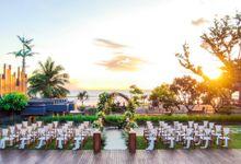 Wedding Setup by Hotel Indigo Bali Seminyak Beach