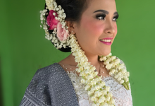 Yohanna's Wedding by indimakeupandhair