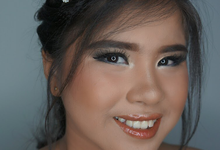 Makeup by indimakeupartist