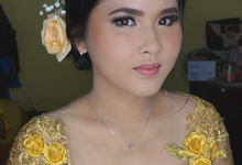 Bridesmaid makeup (ask for natural looj)  by indimakeupartist