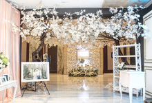 Heru & Dian by indodecor