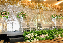 Kevin & Diana by indodecor