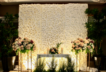 Sean & Jessica by indodecor
