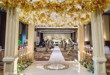 Druce & Talitha At El Royale Hotel by indodecor