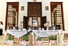 Kelly & Vioren At Gedung Arsip by indodecor