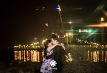 Pre-Wedding Indra Astrell - Night by Ducosky