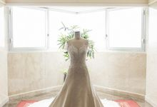 Indra Astrell Wedding | The Morning by Ducosky