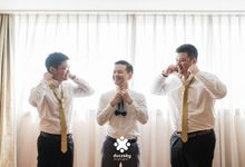 Indra Astrell Wedding | Morning Preparation by Ducosky