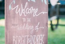 Brigit & Indrek by The Bridal Planner Thailand