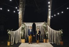 Indy & Adimas Wedding at Pine Forest by Jalin Decor