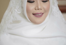 Wedding Izzah by Inella Sandra
