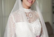 Trial wedding by Inella Sandra