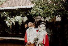 Ines & Ibrahim Wedding by AKSA Creative