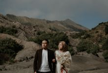 Bararah & Jefri Prewedding day by Inframe photo video