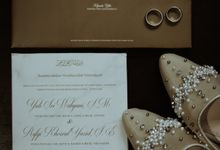 Yuli & Rifqi Wedding day by Inframe photo video