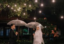 Dinda & Naufal Wedding day by Inframe photo video