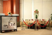 InFine Mobile Bar by Infine Catering