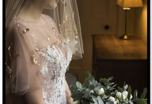 Bride   MJ by Ingrid Santillan