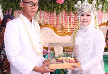 The Wedding of Akmal & Nuy by Inikreasiku