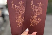 Phoenix by Ink & Paper