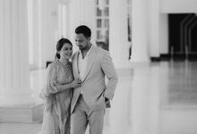 Inka & Gavin Prewedding by AKSA Creative