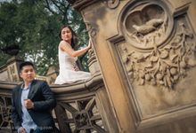 Ino and Con NYC Engagement by Icebox Imaging