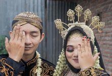 The Wedding of Tri & Udin by Idenara Project