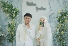 The Wedding of Hildha & Yudha by Idenara Project