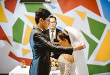 Wedding Tino & Lydiea by Priceless Wedding Planner & Organizer