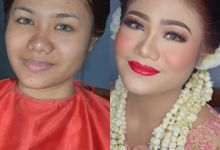 Batak Bride by Marel Make Up Artist