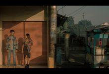 Street Cinema by erdinerdz