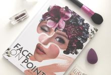 Face on Point Book by 3Makeupartist by Nina Nasution