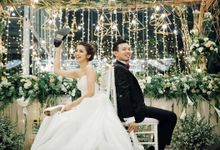 Antony & Fitri Wedding by Catalina Flora