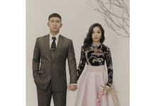 The Pre-Wedding Photoshoot of Nikita Willy & Indra by SAS designs