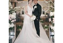The wedding of Josh Hendrie & Solan Yoon by SAS designs