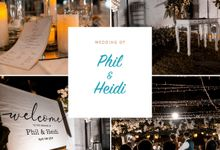Phil & Heidi Wedding by Music For Life - Wedding DJ