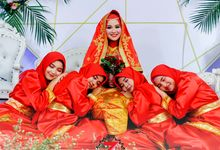 Dian & Gibran by Zanita Wedding Organizer