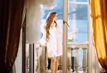 Julia Wedding At Bellagio by Bridal Luxury Beauty Service