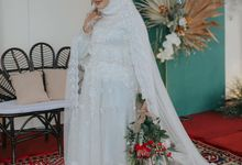 Dinda & Fathoni Wedding by Ambra Studio