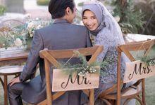 Cicil & Jojo Wedding by Ambra Studio