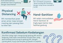 IKK COVID-19 Safety Prevention by IKK Wedding Venue