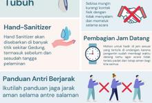 IKK COVID-19 Safety Prevention by  Menara Mandiri by IKK Wedding (ex. Plaza Bapindo)
