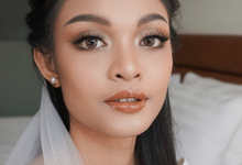 Bridal makeup by Intana Makeup