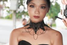 Devina's Prewedding by Intana Makeup