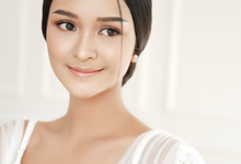 Holy Matrimony look for PUTRI by Intana Makeup
