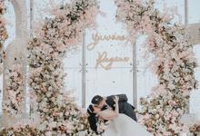 Yuwono & Regina by InterContinental Bandung Dago Pakar