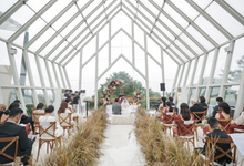 The Wedding of Kelly & Mellania  by InterContinental Bandung Dago Pakar
